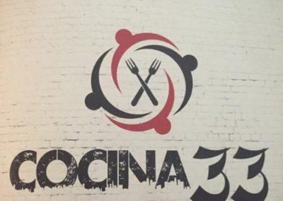 COCINA 33