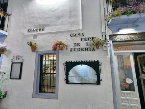 RESTAURANTE CASA PEPE DE LA JUDERÍA